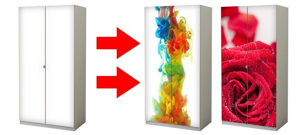 Carta adesiva per mobili ikea non pi tutti uguali - Ikea quadri su tela ...