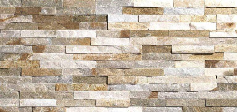 Pannelli decorativi in finta pietra per interno