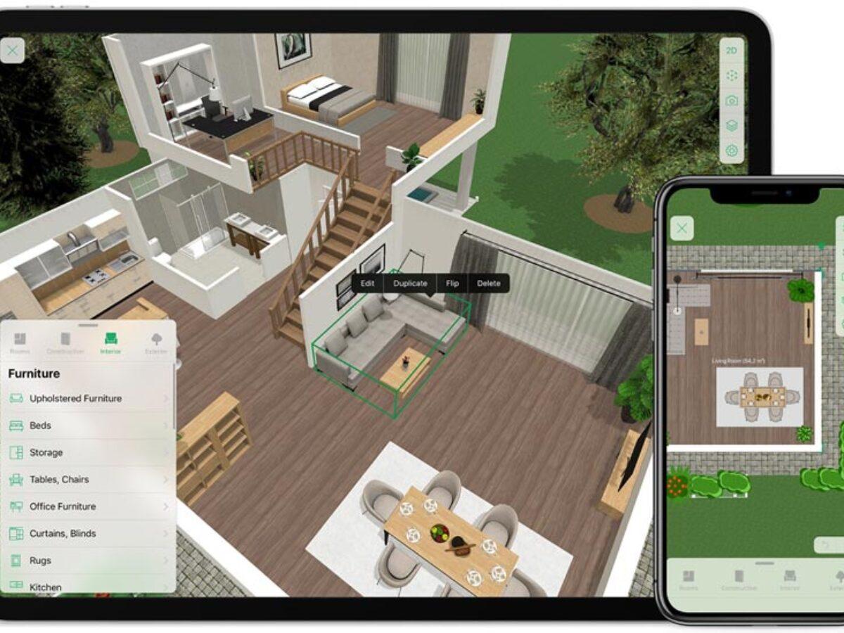 3 Software Piu Usati Per Disegnare La Tua Casa Decoro E Arredo